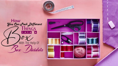 Photo of How You Can Pack Different Things Into A Box With The Help Of Box Dividers