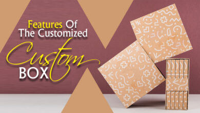 Photo of Features of the Customized Custom Box