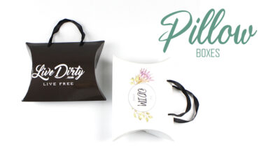 Photo of How to Make Your Brand Famous with Custom Pillow Boxes