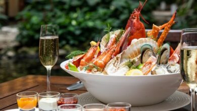 Photo of Prawn dishes excellent pairings for seafood lovers