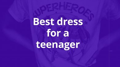 Photo of Best dress for a teenager