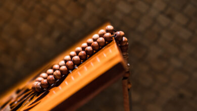 Photo of The Simple Steps To Stringing Beads With Tasbih Beads