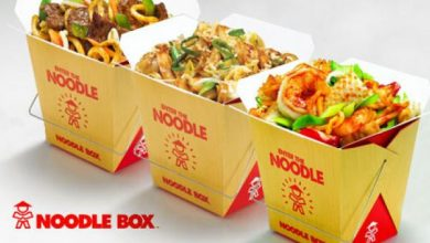 Photo of 5 Facts about noodle packaging box that businesses need to know