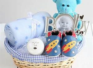 Photo of Lovely gift baskets for new born baby
