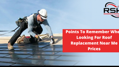 Photo of Points To Remember When Looking For Roof Replacement Near Me Prices