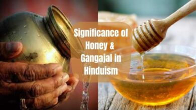 Photo of Significance of Honey and Gangajal in Hinduism