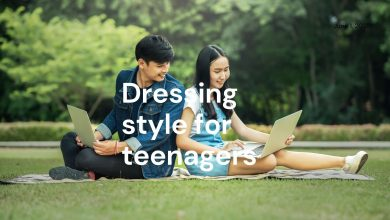 Photo of Dressing style for teenagers