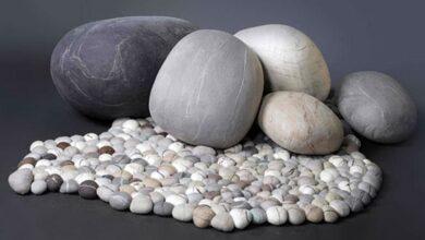Photo of Rock-Shaped Cushions