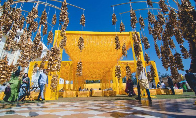 best destination wedding planners in Jaipur