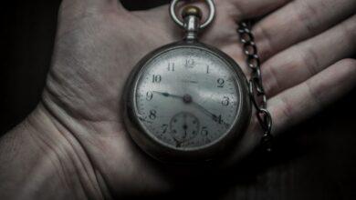 Photo of The Thomas Jefferson's Pocket Watch
