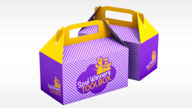 Photo of Gable boxes are very beneficial and appropriate to all packaging solutions