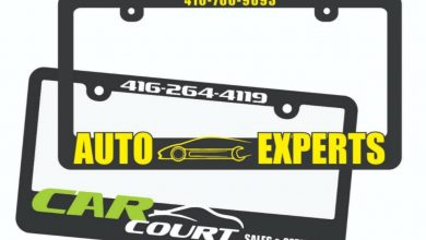 Photo of Reasons to Have a Raised License Plate Frame