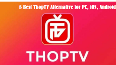 Photo of Thoptv Alternatives for live television streaming programs