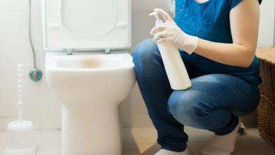 Photo of 5 tips for cleaning lime in the bathroom