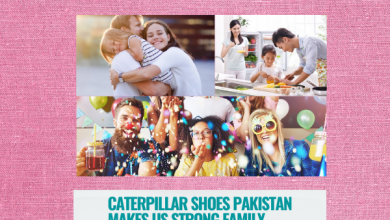 Photo of Caterpillar Shoes Pakistan makes us strong family