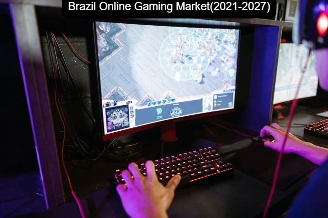Brazil Online Gaming Market size is expected to enroll development during 2021-27. The episode of the worldwide COVID-20 pandemic has prompted an increment in the brave development of the Brazilian web-based gaming market.