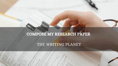 Photo of Compose my Research Paper – TheWritingPlanet
