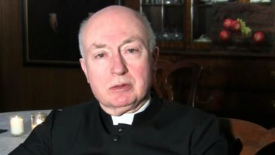 Photo of Father George Rutler views on Legislators have washed their hands and accused others since Jesus' torturous killing