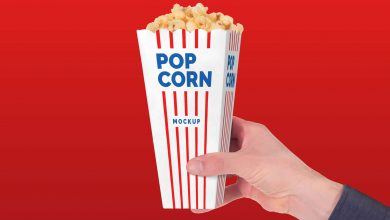 Photo of Preserve Your All-Time Favorite Snacks In Robust Popcorn Boxes