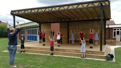 Photo of Benefits of Outdoor Classrooms and School Stages