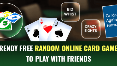 Photo of List of trendy free random online card games to play with friends