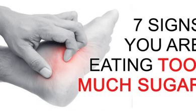 Photo of Seven signs those eating too much sugar