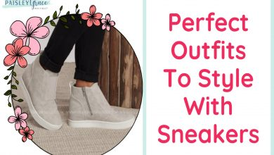 Photo of Perfect Outfits To Style With Sneakers