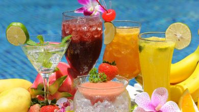 Photo of The best 9 refreshing drinks in the hot summer