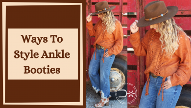 Photo of Ways To Style Ankle Booties