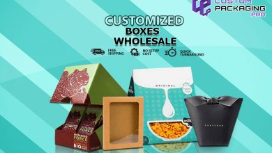 Photo of Customized Boxes Wholesale Boosting Brand's Reputation