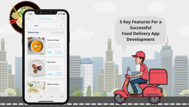 Photo of 5 Key Features For a Successful Food Delivery App Development