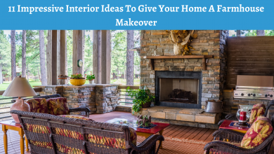 Photo of 11 Impressive Interior Ideas To Give Your Home A Farmhouse Makeover