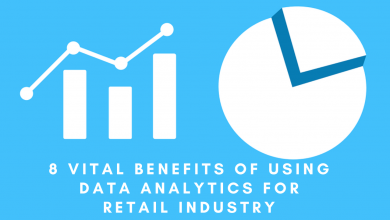 Photo of 8 Vital Benefits of Using Data Analytics for Retail Industry