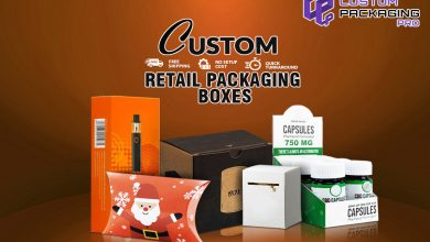Photo of Cost-Effective Custom Retail Packaging Boxes