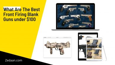 Photo of What Are The Best Front Firing Blank Guns under $100