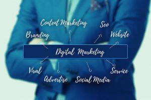 Digital marketing versus digital branding
