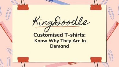 Photo of Customised T-shirts: Know Why They Are In Demand