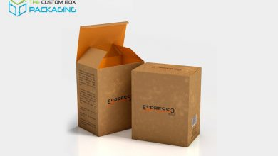 Photo of Kraft Boxes- A Modernized Form of Packaging Boxes