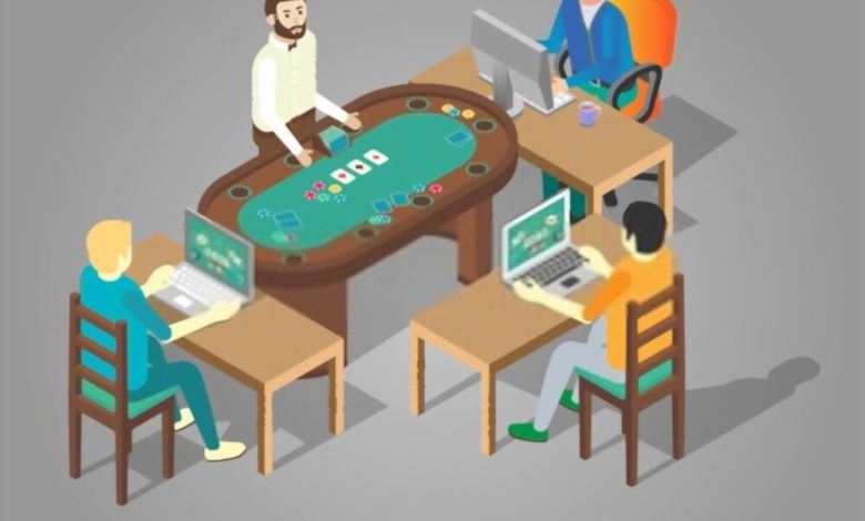 Poker Room Software