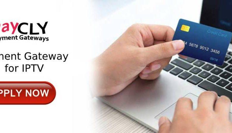 Payment gateway IPTV