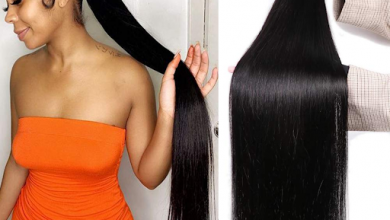 Photo of 15 Hot Hairstyles With Long Straight Bundles