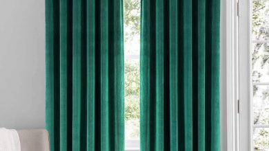 Photo of Here's why Burgundy Eyelet Curtains are a must-have?