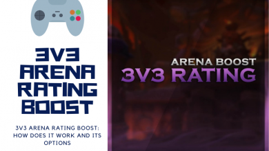Photo of 3V3 Arena Rating Boost: How Does It Work And Its Options