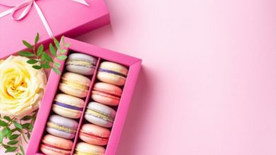 Photo of Display your confectionaries with macaron boxes wholesale