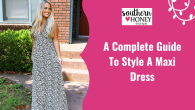 Photo of A Complete Guide To Style A Maxi Dress