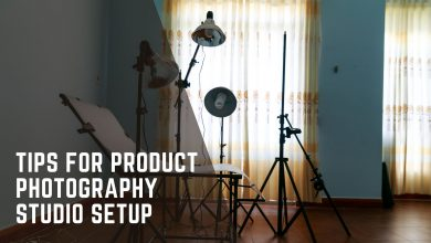 Photo of Best Tips for Product Photography Studio Setup