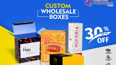 Photo of How Custom Wholesale Boxes Boost Your Brand?