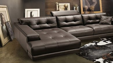 Photo of 5 Benefits of Leather Sofa Upholstery
