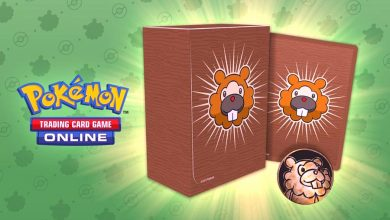 Photo of Pokemon card deck box for everyone