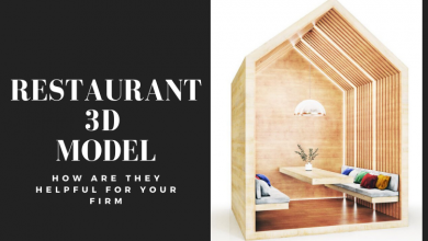 Photo of Restaurant 3D Model: How Are They Helpful For Your Firm